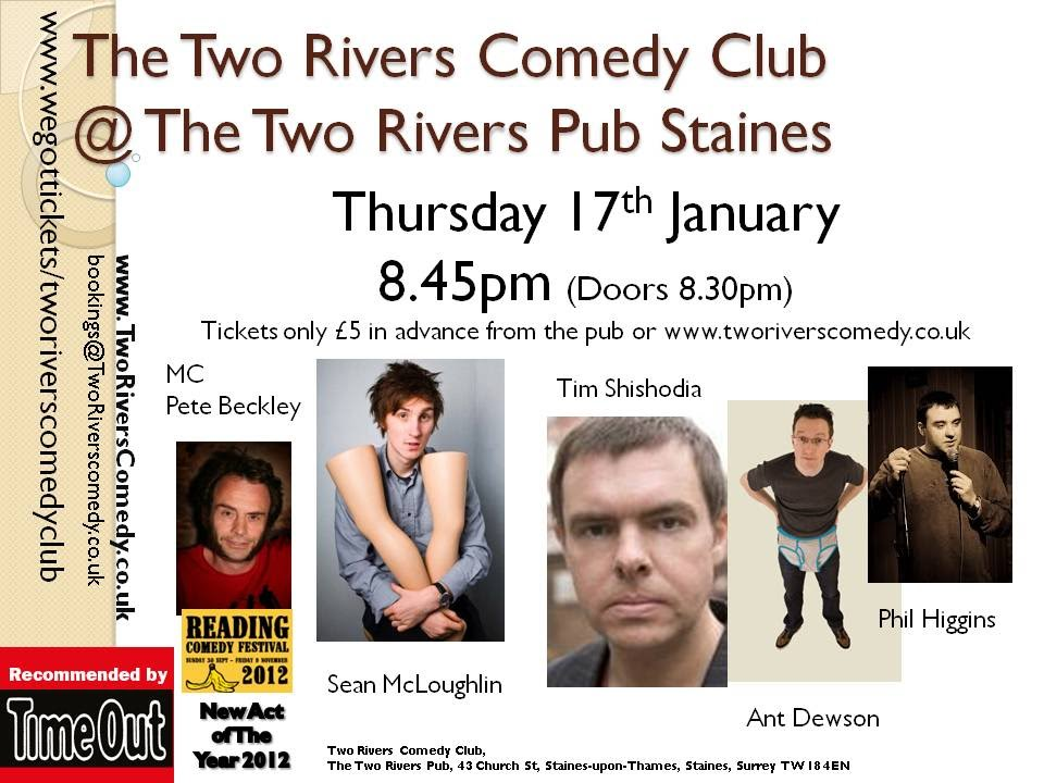 Two Rivers Comedy Club
